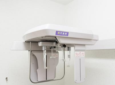 松原市の歯医者すが歯科の頭部X線規格写真(セファログラム)