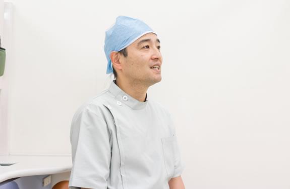松原市の歯医者すが歯科の歯科医師